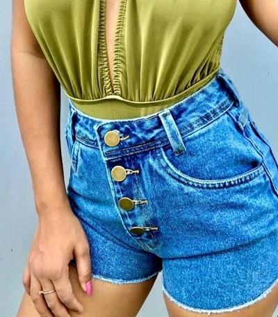 Short Jeans Cristal
