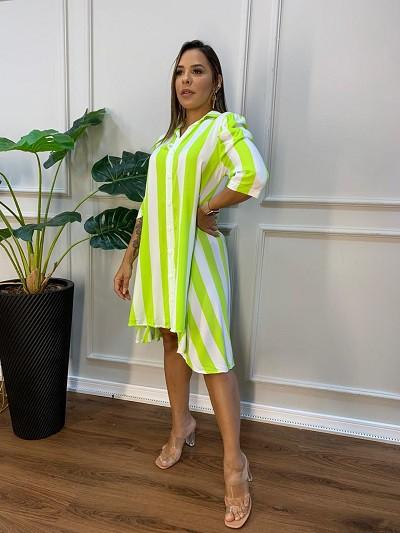 Vestido Chemise Tati