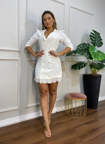 Vestido Lara Guipir