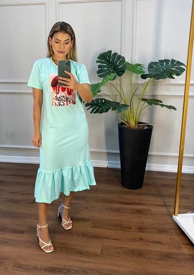 Vestido Longo Liz