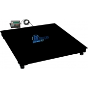 Balança Eletrônica Digital 3000kg X 500g Plataforma 1,20x1,20 Inmetro e Garantia