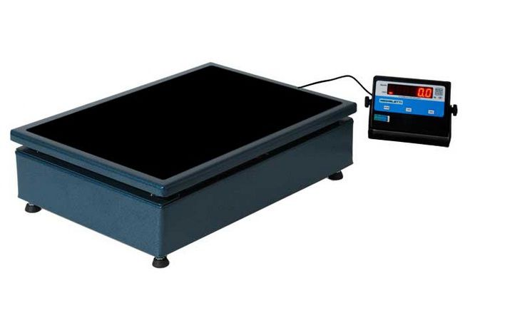 Balança Eletromecânica 300kg x 100g Plataforma 41x57m Garantia e Inmetro