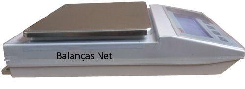 Balança Eletrônica De Precisão 2kg X 0,5g Inmetro e Garantia 2 anos