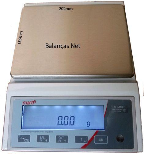 Balança Eletrônica De Precisão 3kg X 0,01g Garantia 2 Anos Inmetro