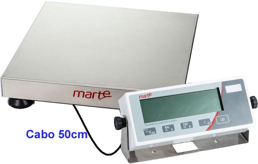Balança Eletrônica De Precisão 5kg X 1g Com Coluna Inmetro e Garantia 2 anos