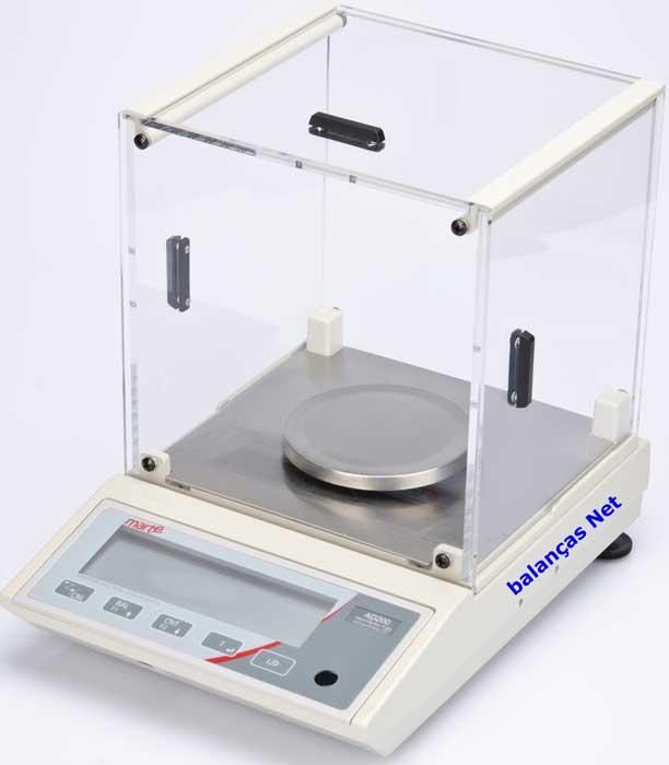 Balança Eletrônica Semi Analitica 500g X 0,001 Inmetro Garantia 2 Anos