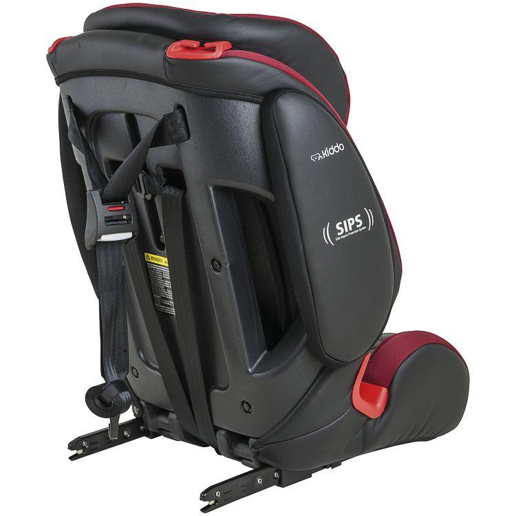 Cadeira Auto Poltrona Adapt Vermelha 9 À 36kg Inclinação Isofix Kiddo