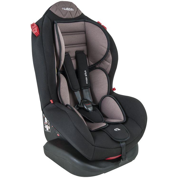 Cadeira Auto Poltrona Max Plux 0 À 25kg Inclinação Kiddo PM