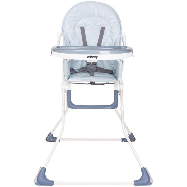 Cadeira De Alimentação Vectra Plus Bandeja E Cinto Whoop Azul