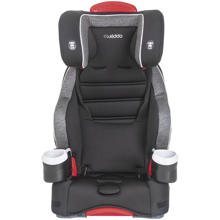 Cadeira de Auto Bebê Modi Isofix 9 À 36kg Inclinação Kiddo Cinza