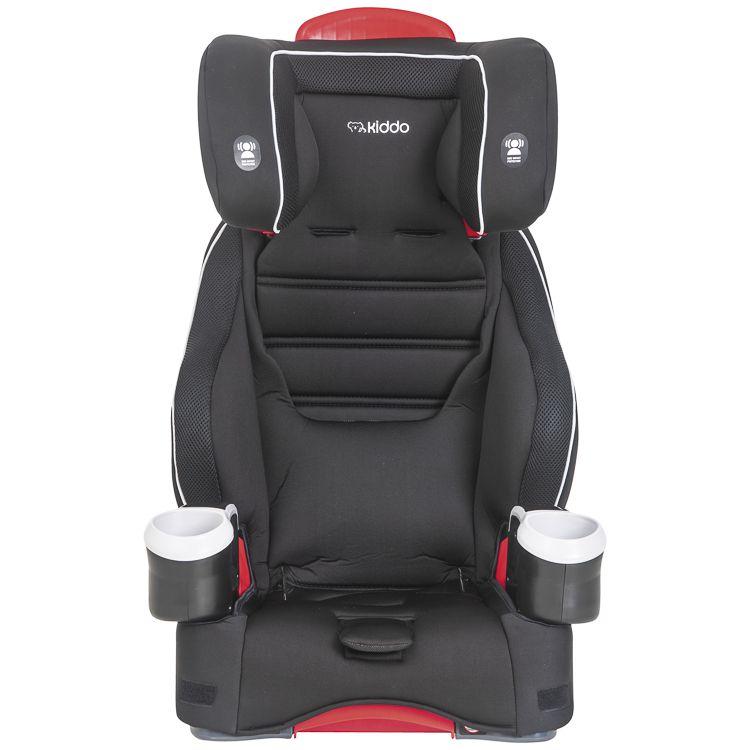 Cadeira de Auto Bebê Modi Isofix 9 À 36kg Inclinação Kiddo Preto