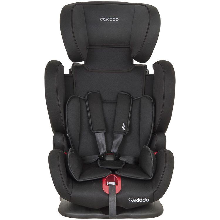 Cadeira de Auto Poltrona Pilot 9 À 36kg Inclinação Preto Inmetro