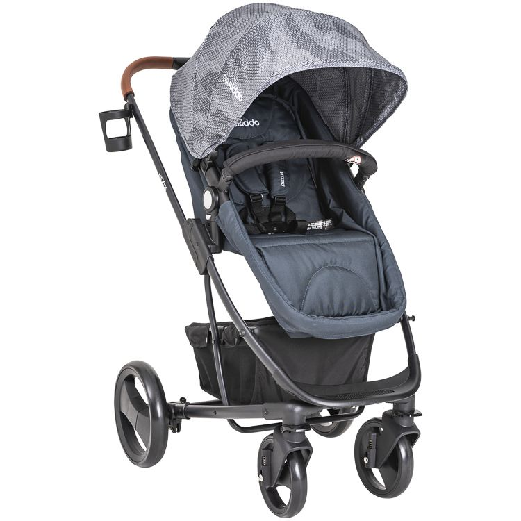 Carrinho Travel System Nexus + Bebê Conforto E Base Kiddo Ma