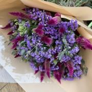 Bouquet Celosia e Statice
