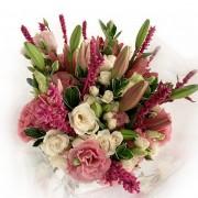 Bouquet lírio misto