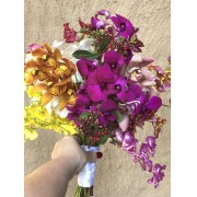 Bouquet Mix  Orquideas