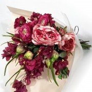 Bouquet Mix Pink - Artificial