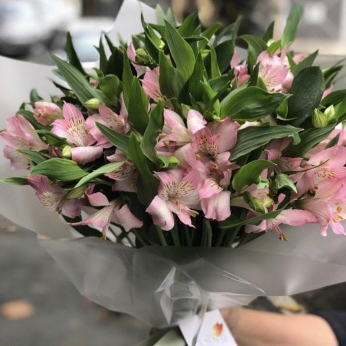 Bouquet Alstroemeria 35cm