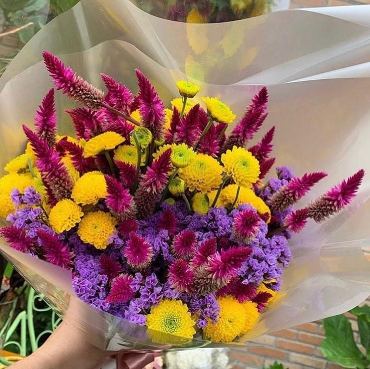 Bouquet Flores Coloridas