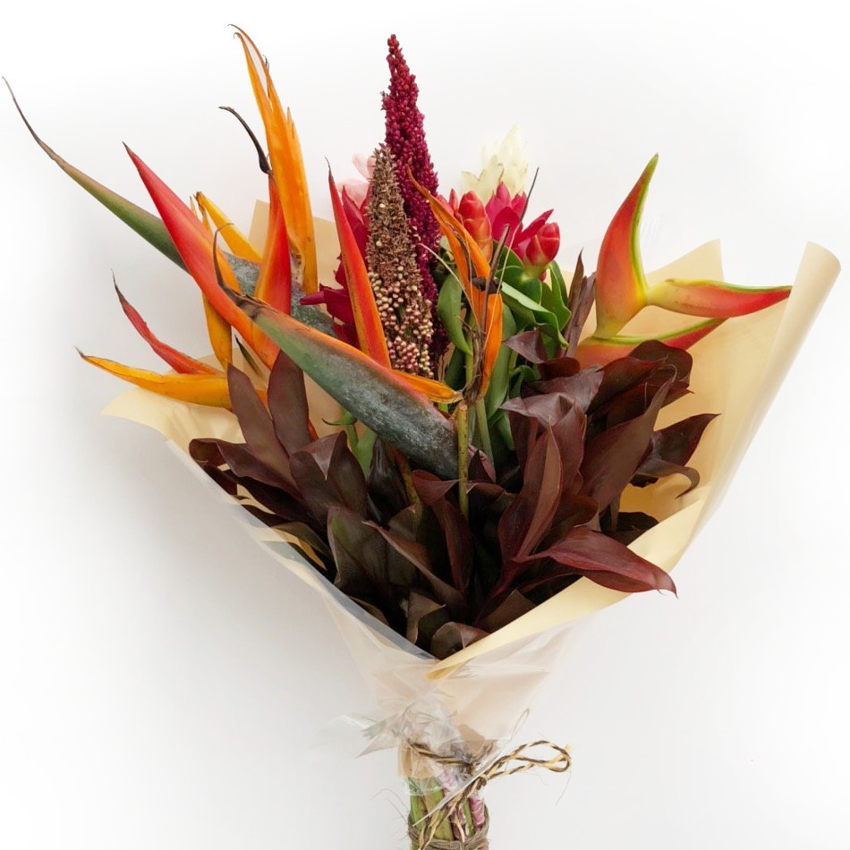Bouquet Tropical PENNO Flores