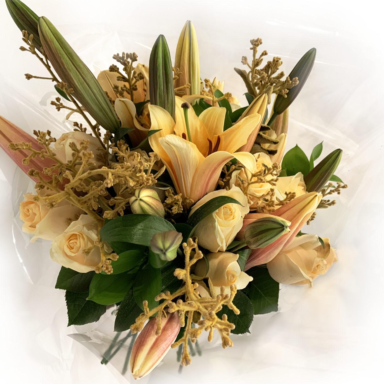 Bouquet Lírio cor Sazonal