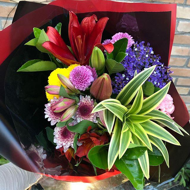 Bouquet PENNO FLORES Medio