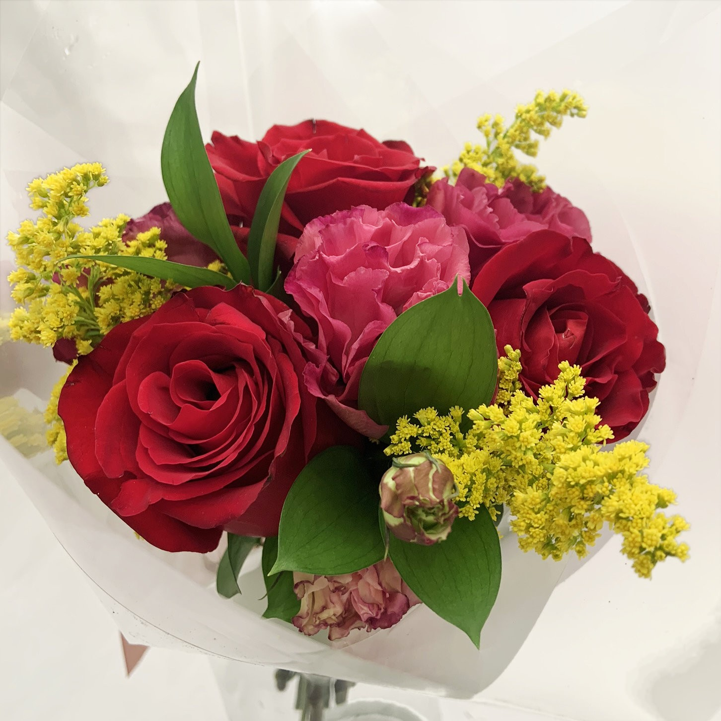 Bouquet Rosa Pequeno