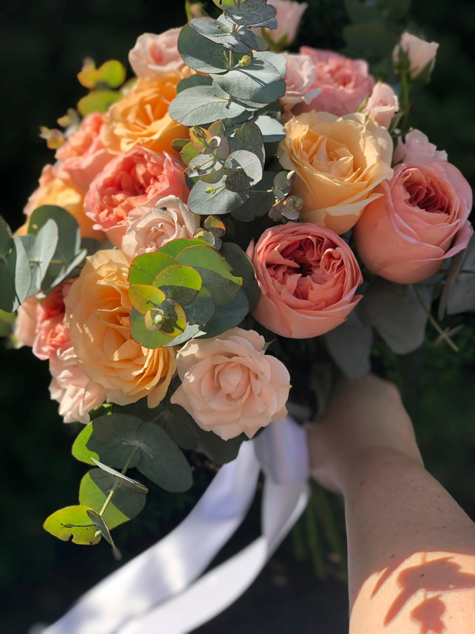 Bouquet Garden Rose PENNO