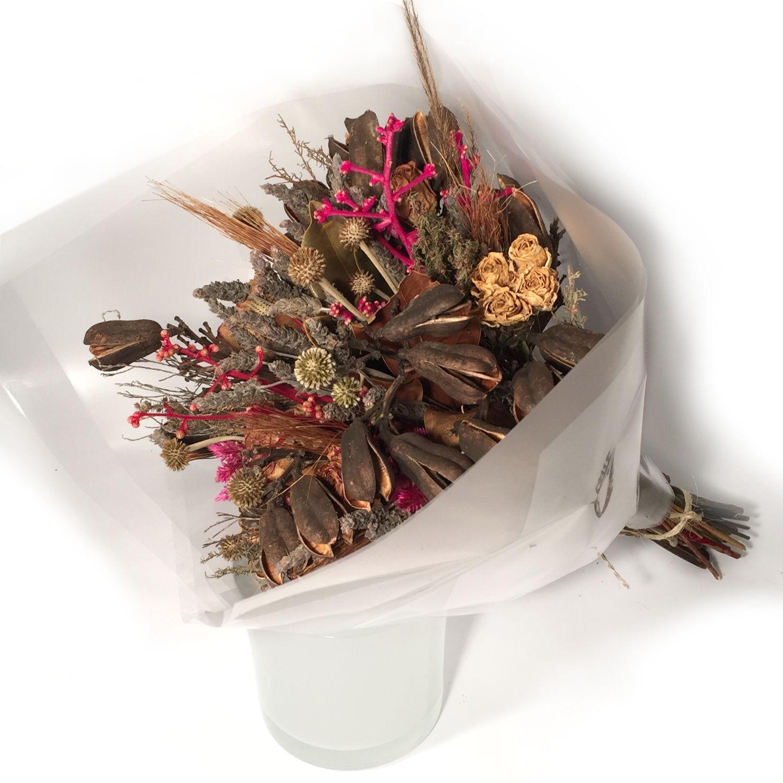 Bouquet Sementes Seco