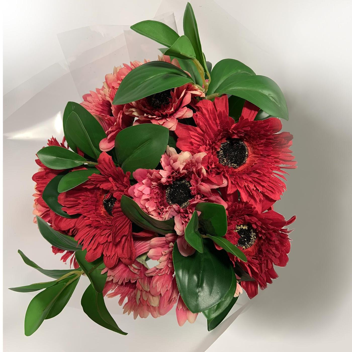 Bouquet Gerbera - Artificial