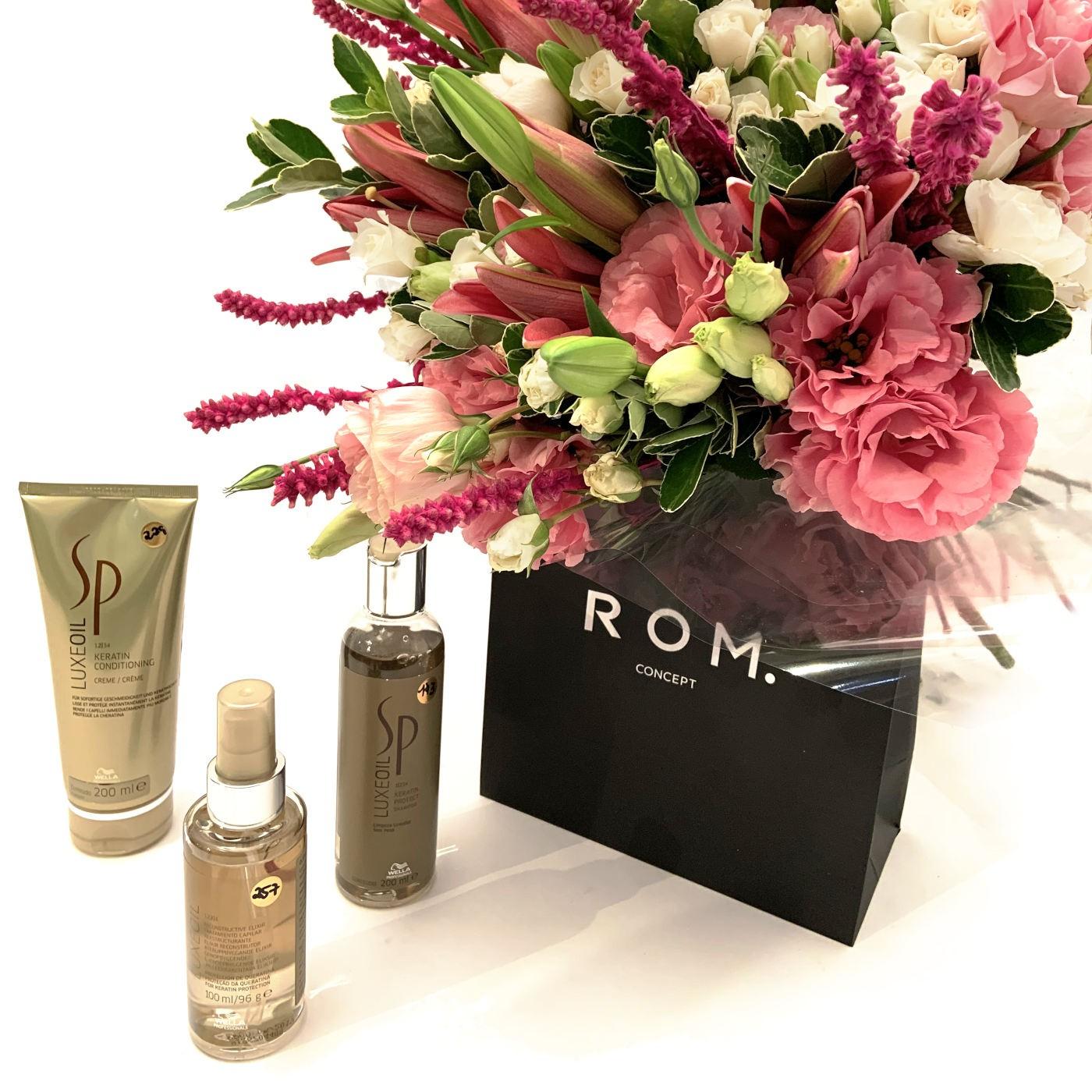 Kit  Bouquet Wella ROM