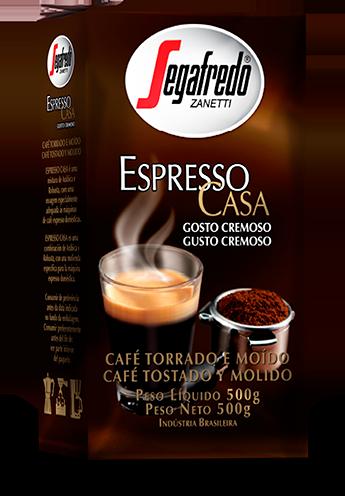 Café Espresso Casa 500 gramas