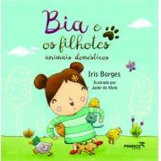 BIA E OS FILHOTES - ANIMAIS DOMÉTICOS