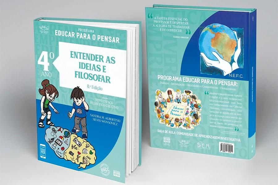 4º ANO - Entender as Ideias e Filosofar - 8ª Ed.  - Book Distribuidora de Livros