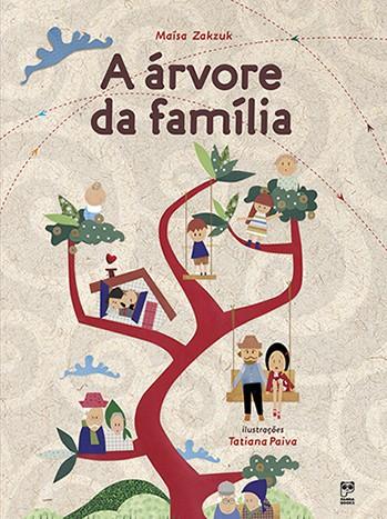 A ÁRVORE DA FAMÍLIA  - Book Distribuidora de Livros