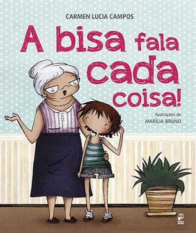 A BISA FALA CADA COISA!  - Book Distribuidora de Livros