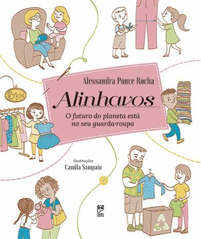 ALINHAVOS - O FUTURO DO PLANETA ESTA NO SEU GUARDA  - Book Distribuidora de Livros
