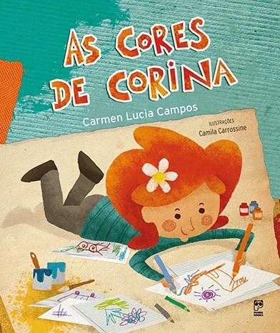 AS CORES DE CORINA  - Book Distribuidora de Livros