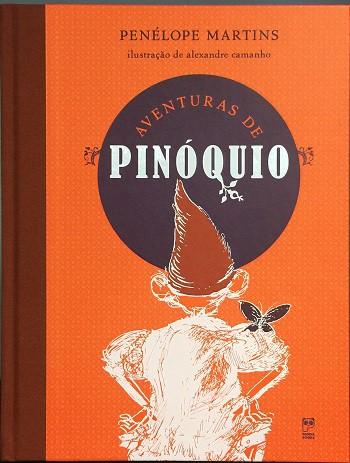AVENTURAS DE PINÓQUIO  - Book Distribuidora de Livros
