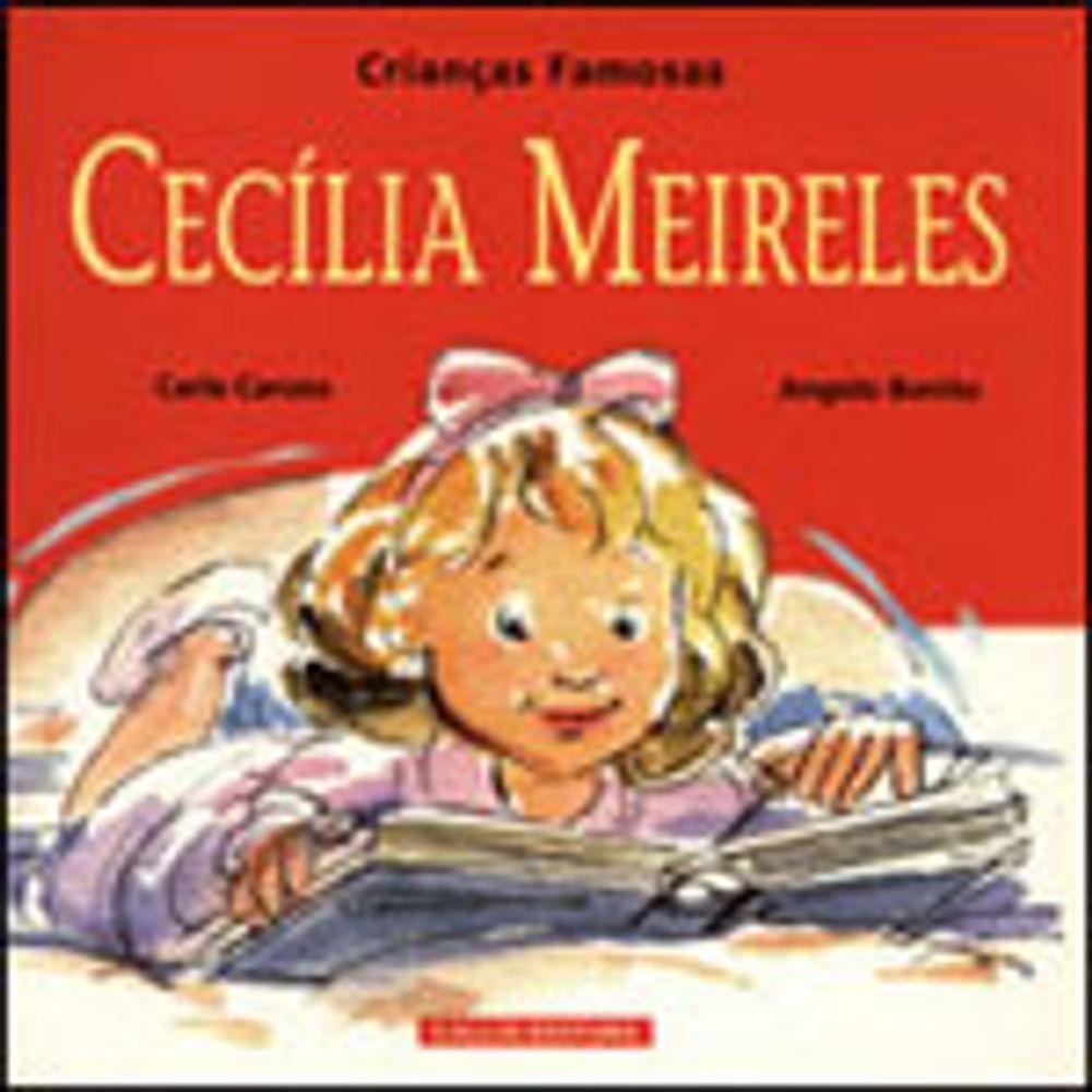 CECÍLIA MEIRELES  - Book Distribuidora de Livros