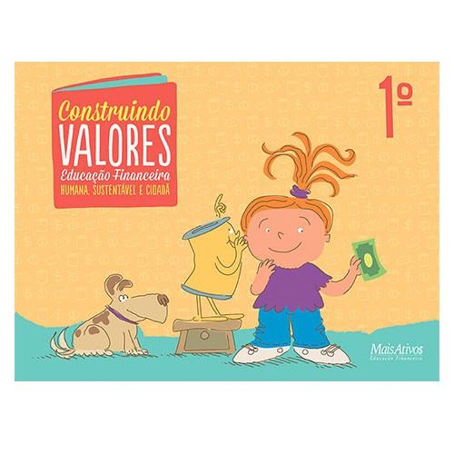 CONSTRUINDO VALORES, 1º  - Book Distribuidora de Livros