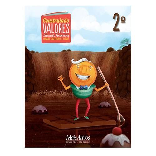 CONSTRUINDO VALORES, 2º  - Book Distribuidora de Livros