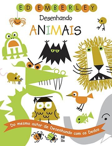 DESENHANDO ANIMAIS  - Book Distribuidora de Livros