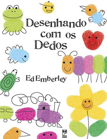 DESENHANDO COM OS DEDOS  - Book Distribuidora de Livros