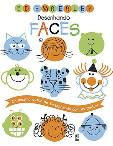 DESENHANDO FACES  - Book Distribuidora de Livros