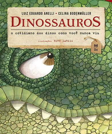 DINOSSAUROS - O COTIDIANO DOS DINOS COMO VOCÊ NUNCA VIU  - Book Distribuidora de Livros