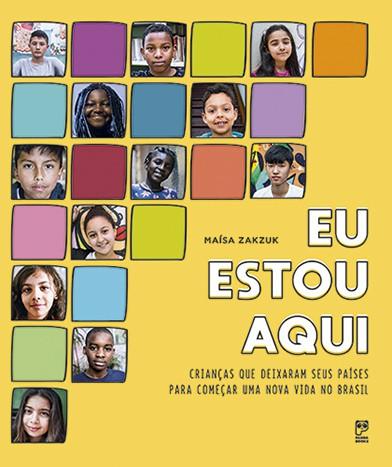EU ESTOU AQUI  - Book Distribuidora de Livros