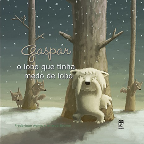 GASPAR - O LOBO QUE TINHA MEDO DE LOBO  - Book Distribuidora de Livros
