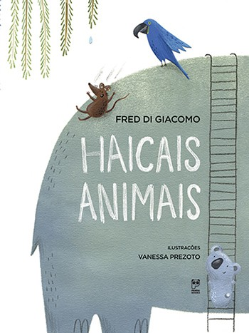 HAICAIS ANIMAIS  - Book Distribuidora de Livros