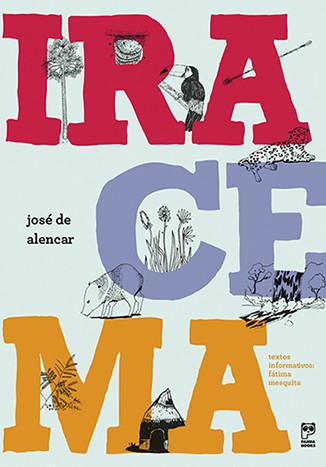 IRACEMA  - Book Distribuidora de Livros